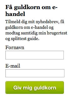 Eksempel fra Mogens Møller